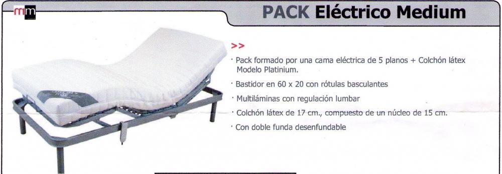 Pack Eléctrico Medium