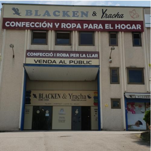 Blacken & Yracha Lliçà de Vall