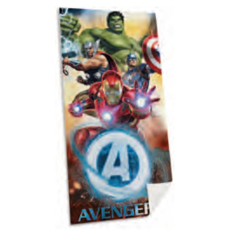 Toalla Playa Infantil Avengers Secaneta