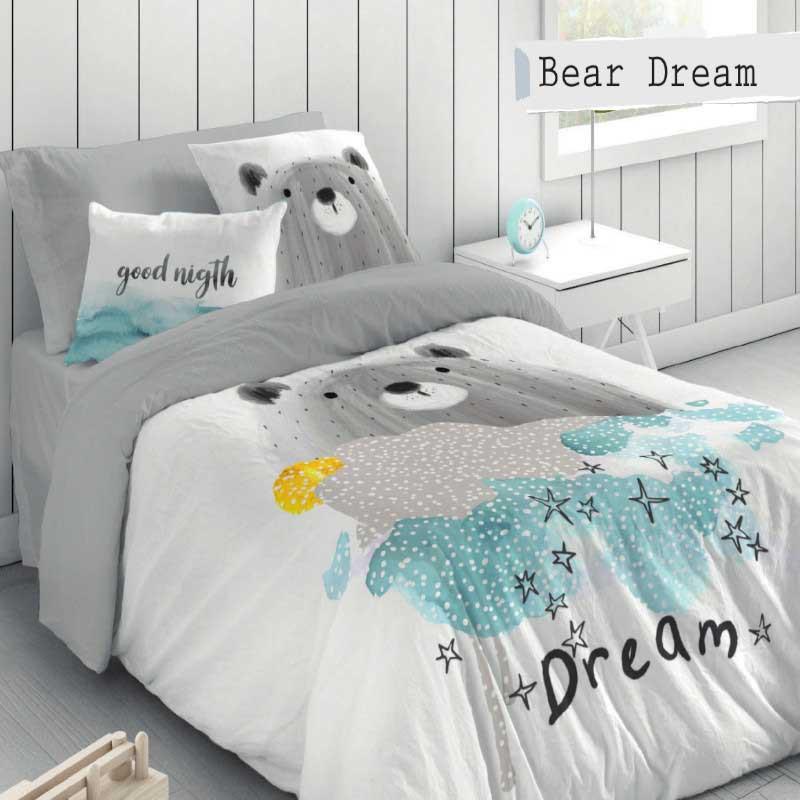 Funda Nórdica Bear Dreams Naturals